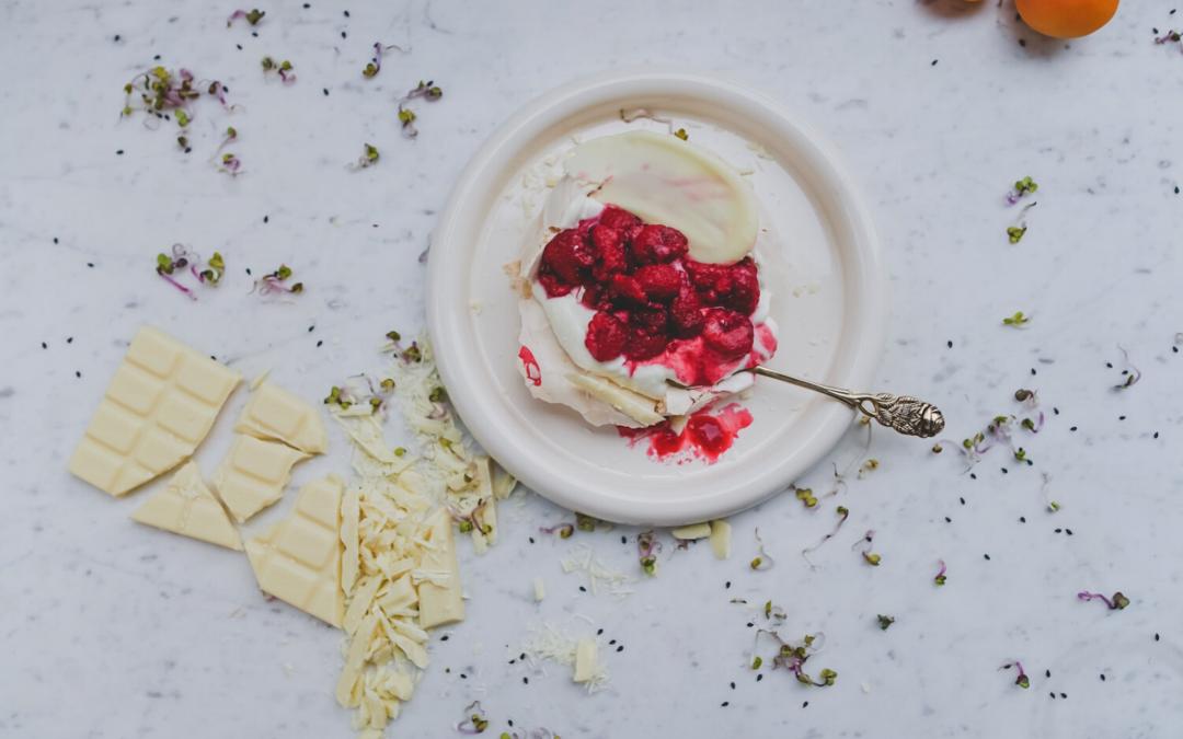 🌿 Recette : Pavlova aux fruits rouges